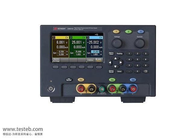 E36311A UPS电源/直流电源