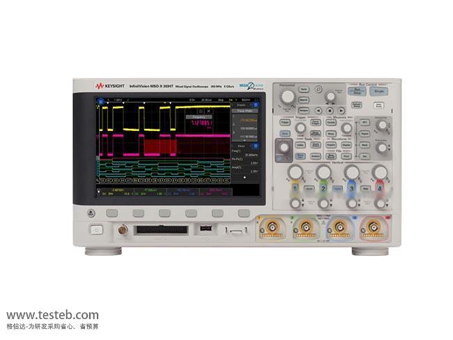 MSOX3034T 数字示波器