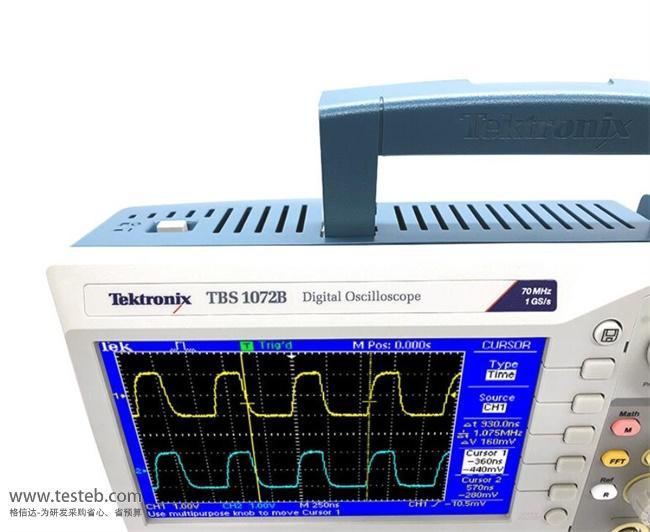 TBS1072B 数字示波器