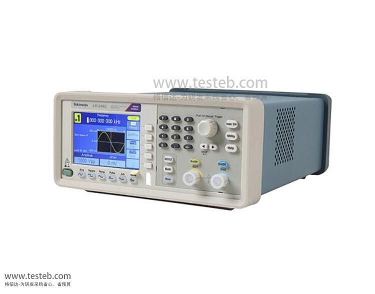 AFG1062 函数信号发生器
